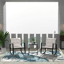 Co-ord Outdoor Furniture Table & Chair