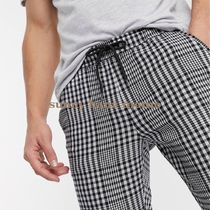 ASOS Printed Pants Other Plaid Patterns Street Style