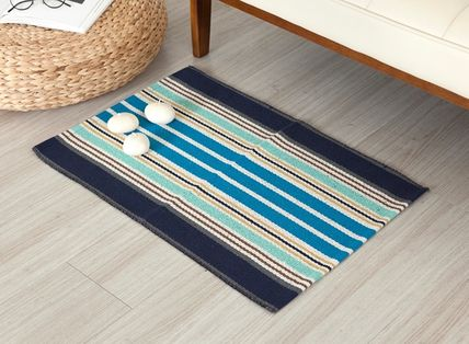 Street Style Collaboration Plain Bath Mats & Rugs