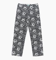 TCSS Printed Pants Star Tropical Patterns Casual Style