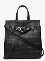 LITTLE LIFFNER Casual Style Leather Party Style Office Style Elegant Style