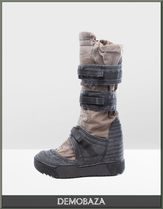 DEMOBAZA Military Boots Boots