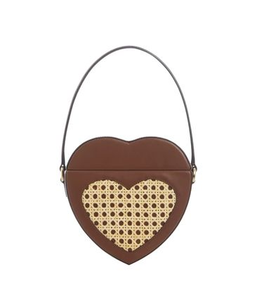 Heart Casual Style Blended Fabrics Leather Party Style