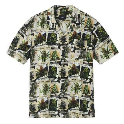 HUF More T-Shirts Street Style Short Sleeves T-Shirts 2