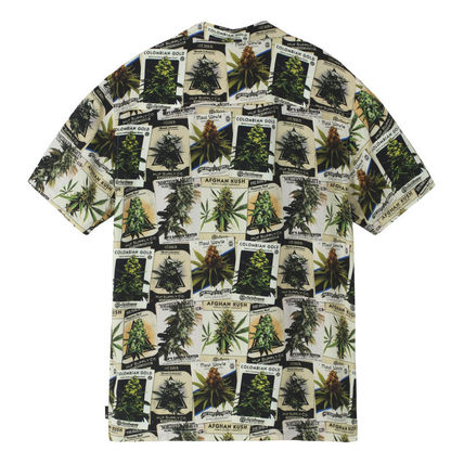 HUF More T-Shirts Street Style Short Sleeves T-Shirts 3