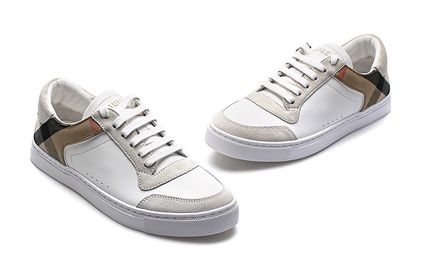 Burberry Street Style Sneakers