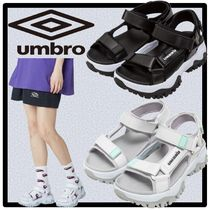 UMBRO Casual Style Unisex Street Style Sport Sandals Shower Shoes
