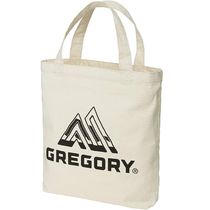 Gregory Casual Style Unisex Canvas A4 Logo Totes