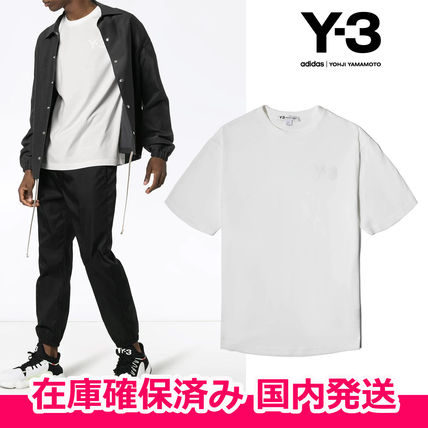 Y-3 More T-Shirts Street Style T-Shirts