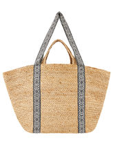 Accessorize Casual Style A4 2WAY Tribal Elegant Style Totes