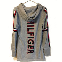 Tommy Hilfiger Sweat Street Style Bi-color Long Sleeves Cotton Medium