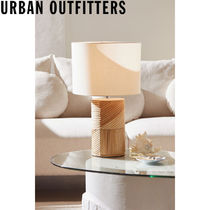 Urban Outfitters Unisex Rattan Furniture Lighting