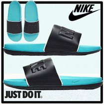 Nike Street Style Shower Shoes Sports Sandals
