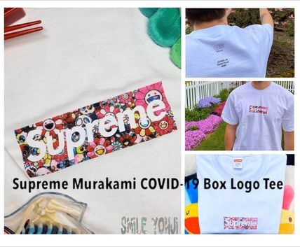 Supreme More T-Shirts Street Style Collaboration T-Shirts