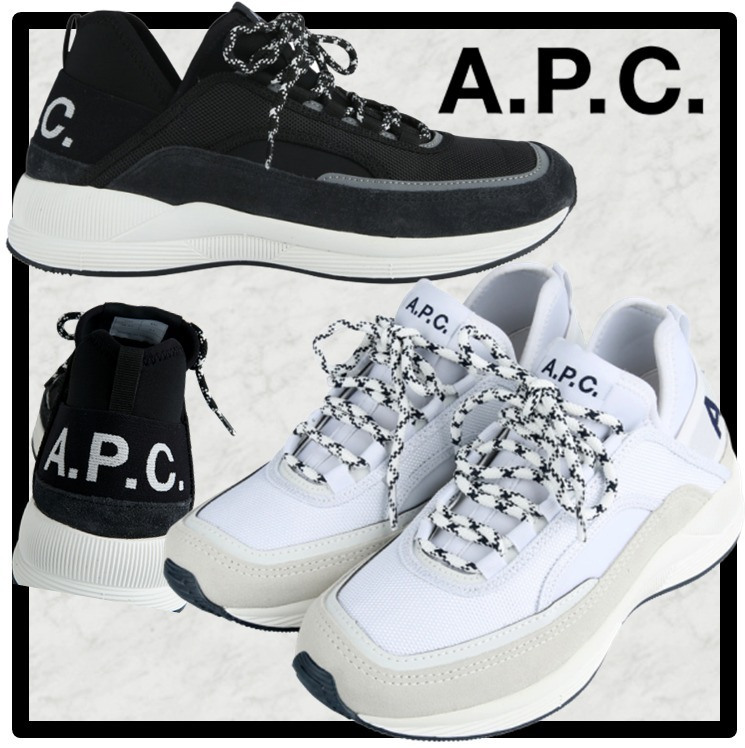shop a.p.c. shoes