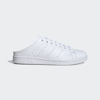 adidas STAN SMITH Casual Style Unisex Street Style Mules Sandals