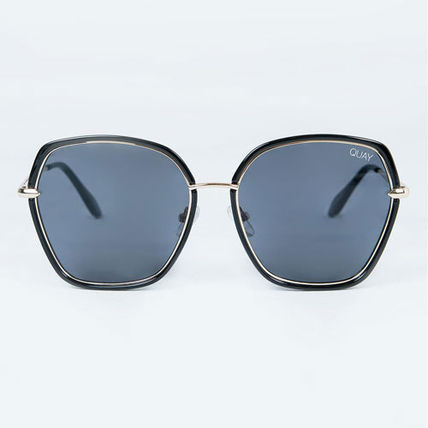 Street Style Square Sunglasses