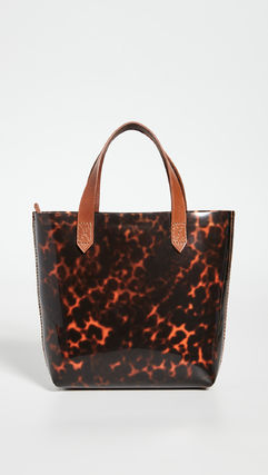 Casual Style Blended Fabrics Street Style Bag in Bag