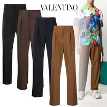 VALENTINO Plain Cropped Pants