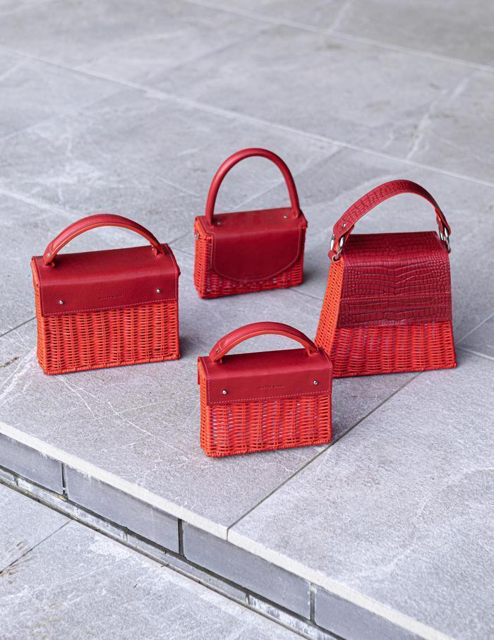 shop wicker wings bags