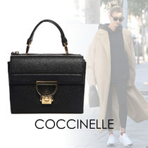 COCCINELLE 2WAY Leather Crossbody Shoulder Bags