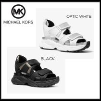 Michael Kors Casual Style Sport Sandals Low-Top Sneakers