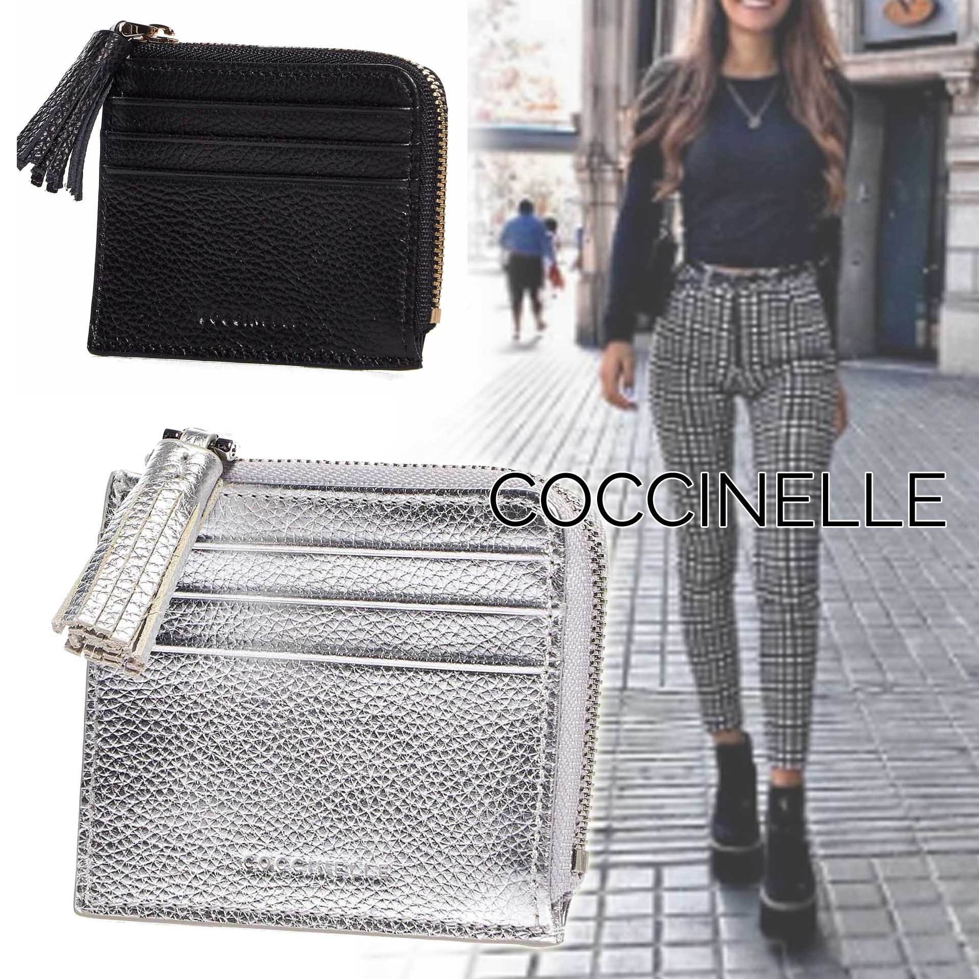 shop coccinelle wallets & card holders