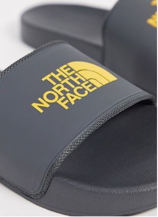 THE NORTH FACE Unisex Street Style Plain Shower Shoes Logo Sports Sandals