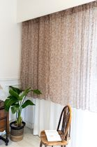 AMYLUCY Flower Patterns Curtains