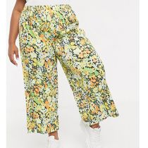 ASOS Flower Patterns Casual Style Street Style Medium Long