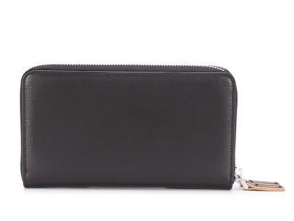 Street Style Long Wallets