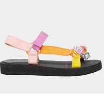 Betsey Johnson Open Toe Casual Style Office Style Sandals Sandal