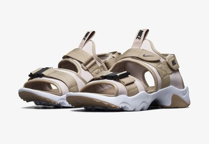 Nike CANYON Unisex Street Style Sport Sandals Strap Sandals