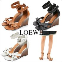 LOEWE Leather Sandals Sandal
