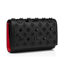 Christian Louboutin Paloma Studded 2WAY Chain Party Style Elegant Style Crossbody