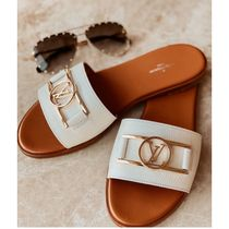 Louis Vuitton Lock It Flat Mules