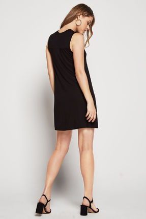 Short A-line Sleeveless Party Style Dresses