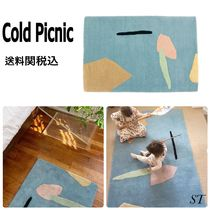 COLD PICNIC Unisex Geometric Patterns Art Patterns Carpets & Rugs