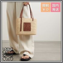 LOEWE Casual Style Collaboration 2WAY Logo Totes