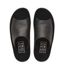 Island Slipper Leather Shower Sandals