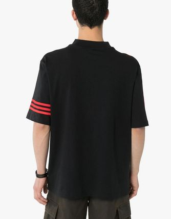 adidas More T-Shirts Street Style Collaboration Short Sleeves Oversized T-Shirts 2