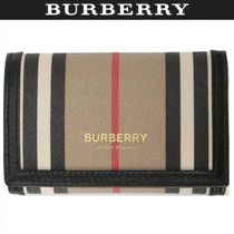 Burberry Other Plaid Patterns Folding Wallet Folding Wallets