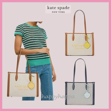kate spade new york Totes A4 Plain Leather Totes