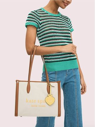 kate spade new york Totes A4 Plain Leather Totes 3