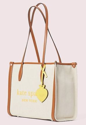 kate spade new york Totes A4 Plain Leather Totes 4