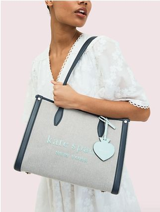 kate spade new york Totes A4 Plain Leather Totes 7
