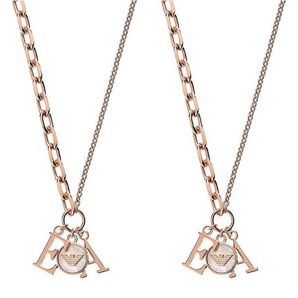 Casual Style Unisex Chain Party Style Silver Office Style