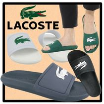 LACOSTE Street Style Shower Shoes Sports Sandals