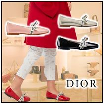 Christian Dior Kids Girl Ballet Flats