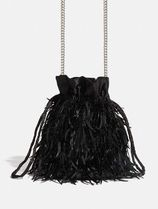 SKINNYDIP Casual Style Chain Party Style Crossbody Shoulder Bags